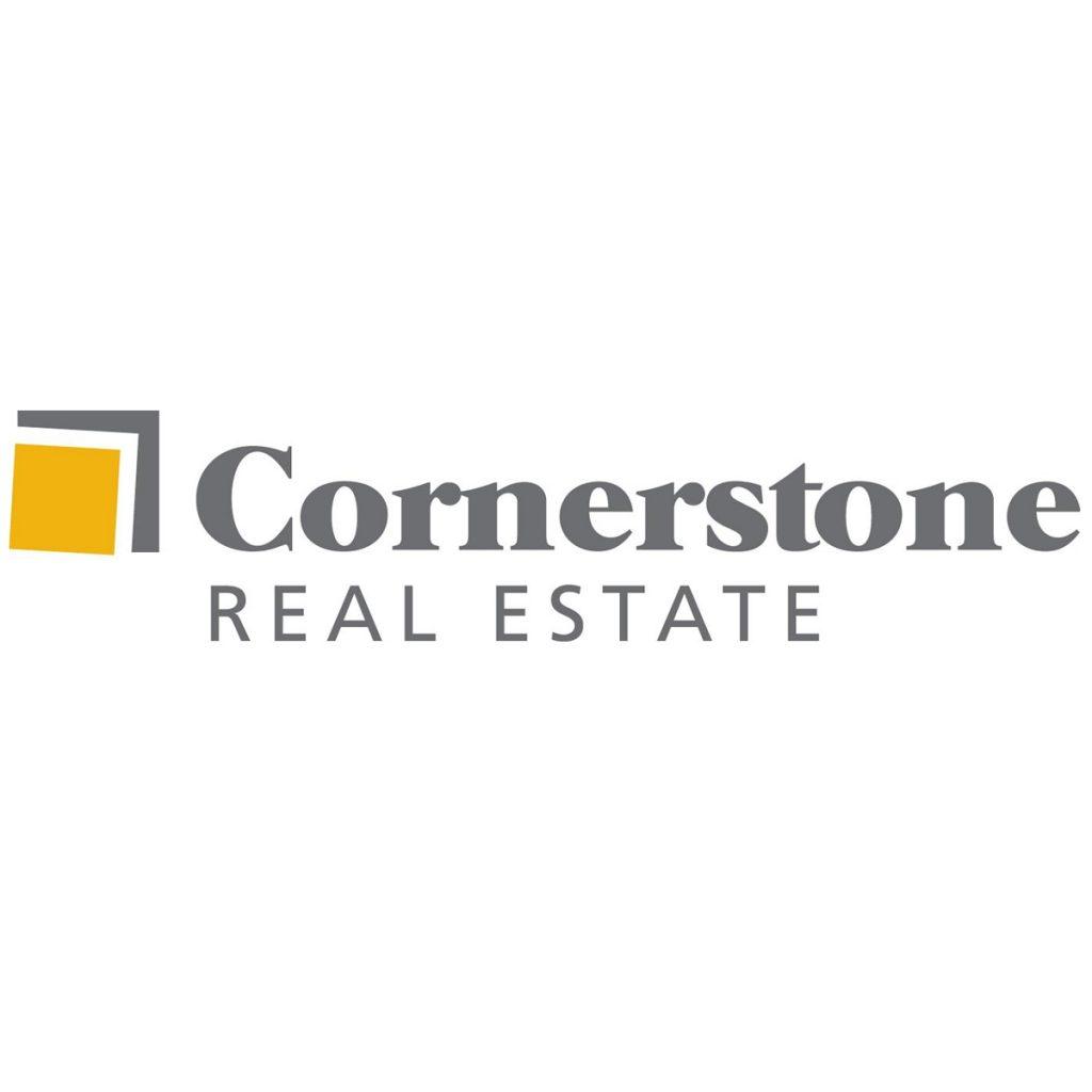 cornerstone real estate logo